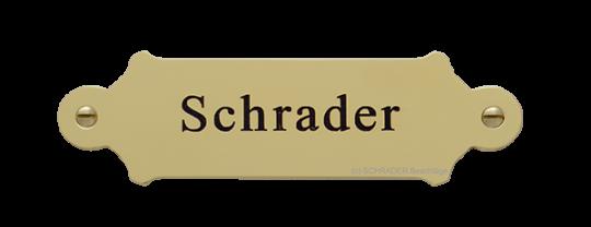 namensbeschlag namensschilder namensgravuren gravurschilder messingblechschilder türschildnamen namensschilderbeschläge-hamburg haustürnamensschilder
