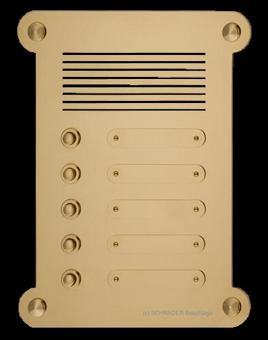 sprechanlage klingelanlage klingelbrett klingelhesrstellung tableauproduktion