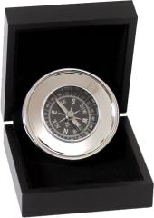 kompass chromkompass chromkompaß bootszubehör schiffszubehör schiffzubehör