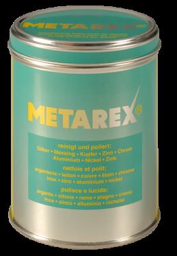 metarex- pflegemittel metarex-hamburg metallbearbeitung metallpflege polierwatte messingaufheller