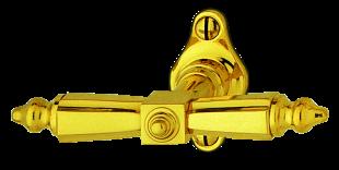 kreuzfenstergriffe kreuzdrehgriffe kreuzgriffe fenstergriffolive 4095 PB Bisschopbeschläge messingbeschläge messingfenstergriffe