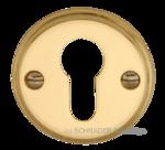 sicherheitsrosette rosettenbeschlag beschlagrosette profile-cylinder-rosette profilecylinderrosette türschloßrosette türschlossrosette zylinderrosette