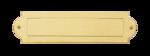 briefklappe briefschlitzeinwurf türschlitzklappe türschltizeinwurf briefhaube briefkasten